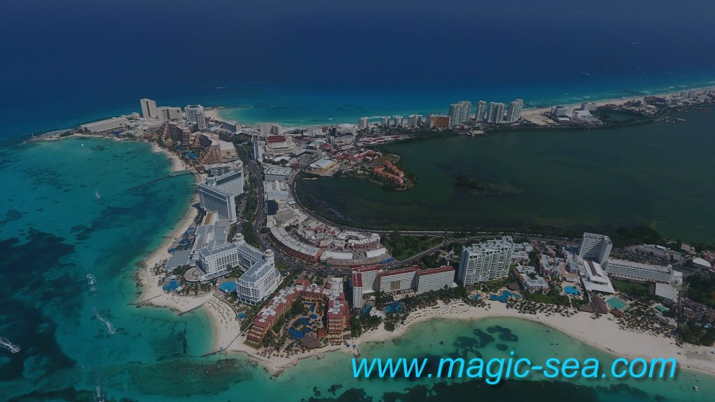 Cancun Catamaran Dream