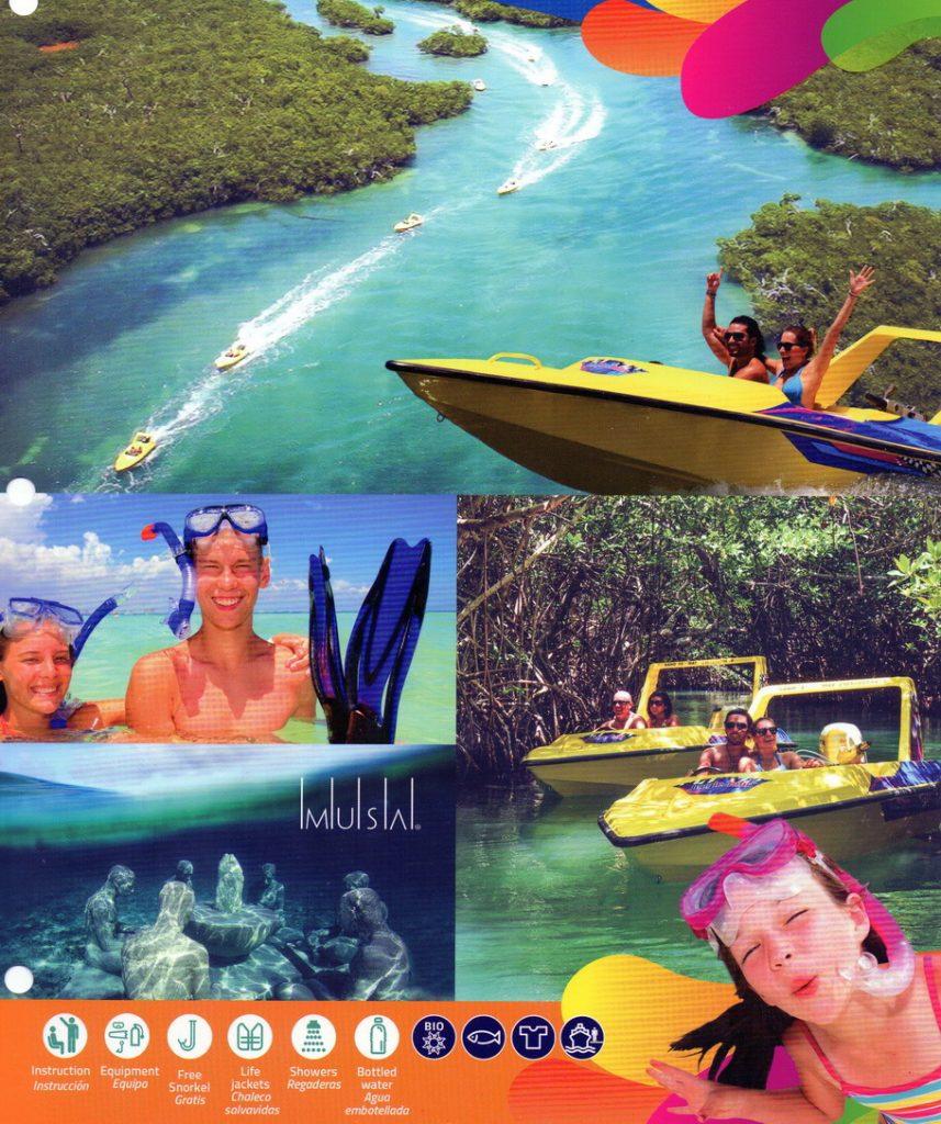 Jungle Tour small boat