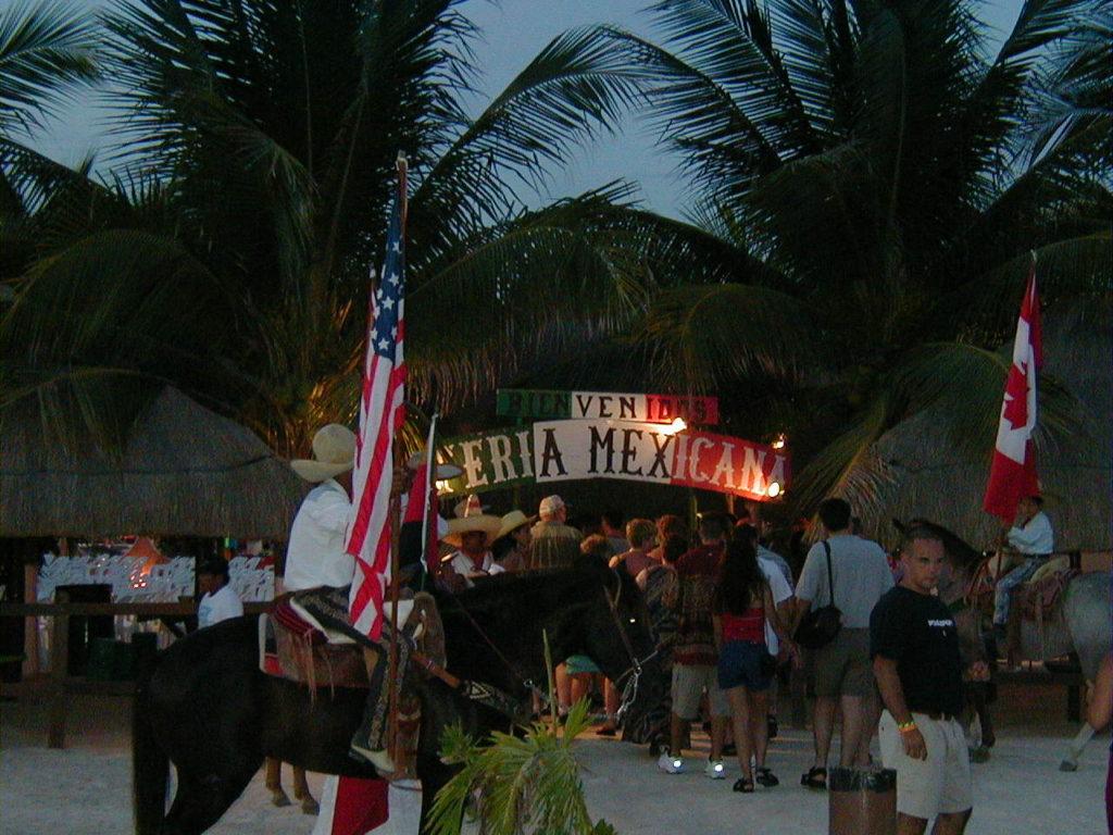 Caribbean Night Party