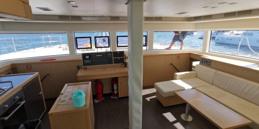 Nice Catamaran for groups