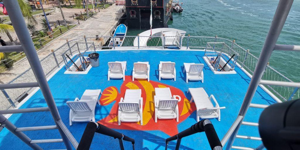 Spring Break Party Boat