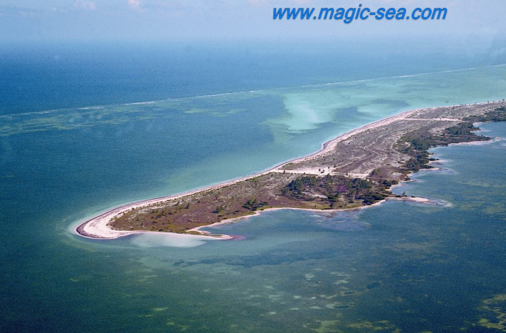Holbox air picture