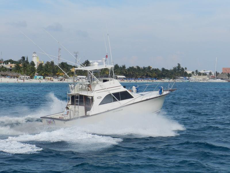 48 Deep Fishing Charter