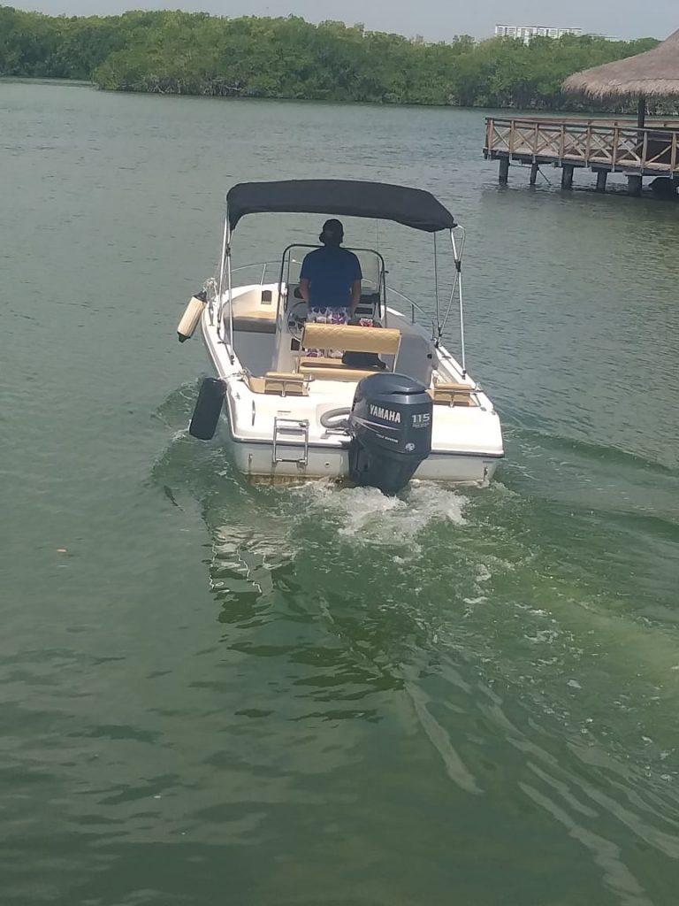 Rent a boat