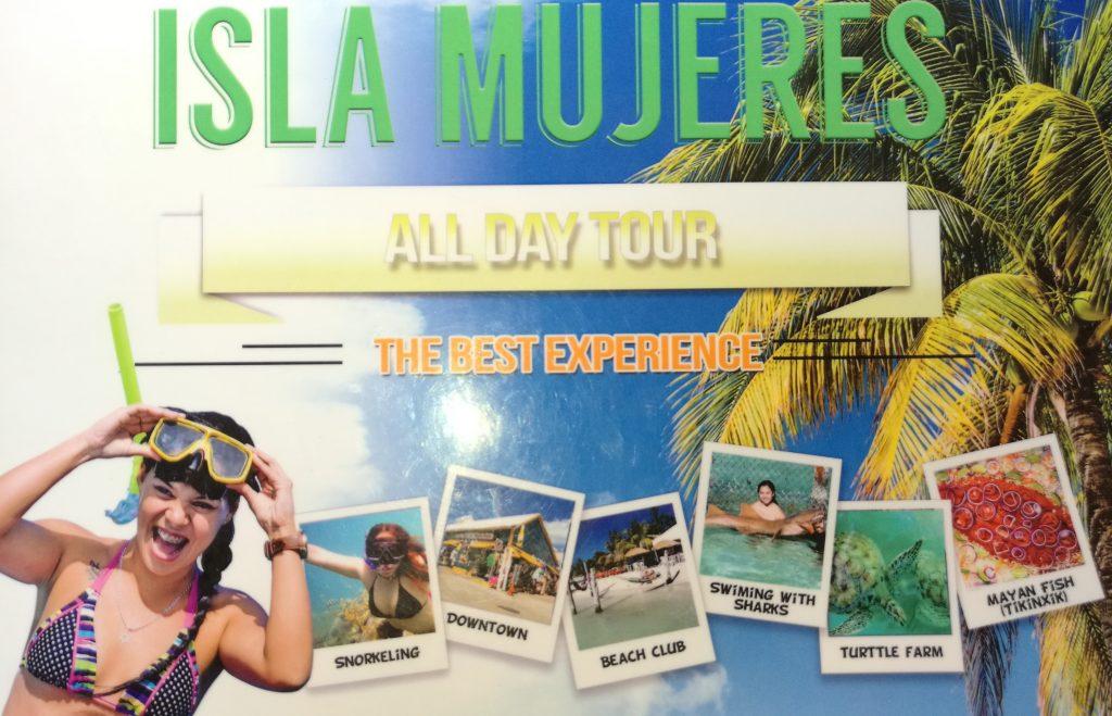 Isla Mujeres Cancun tours