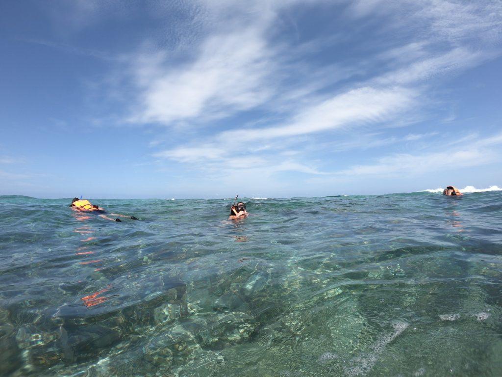 Ixlache snorkeling