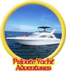 private yacht tour