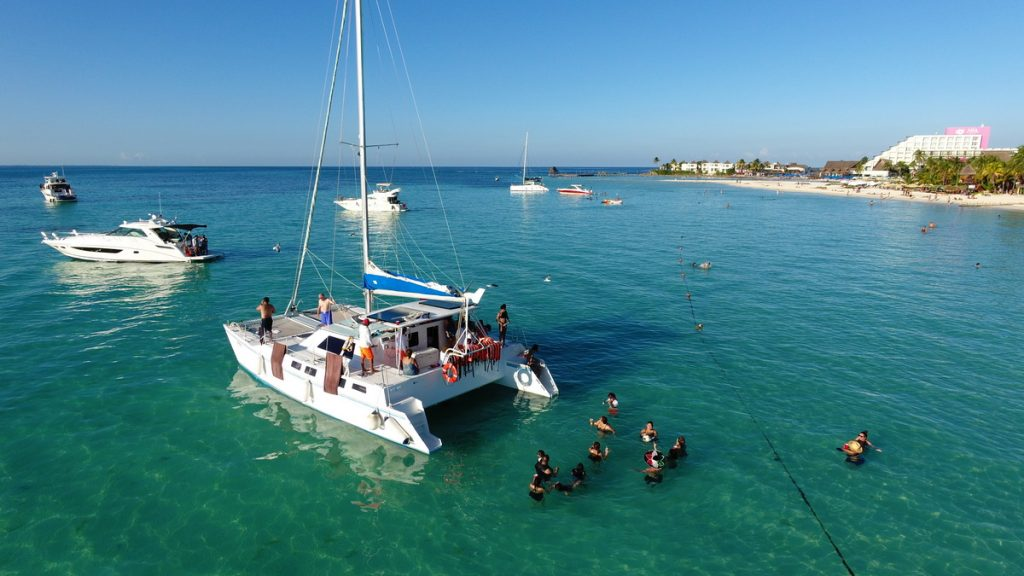 North beach catamaran