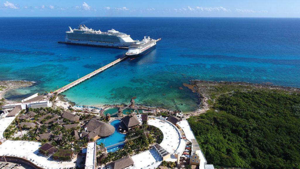Costa Maya cruise port