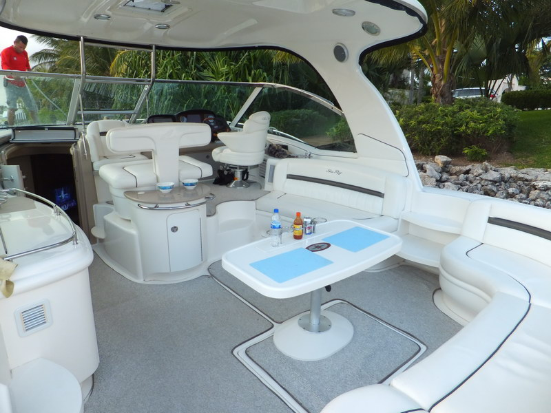 searay sundancer