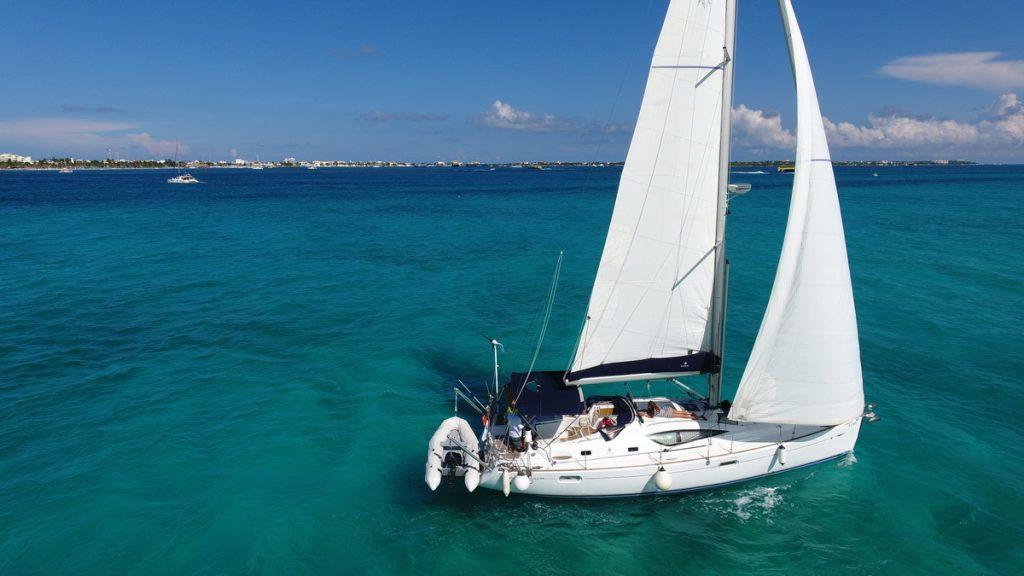 Sailboat Odissey Cancun