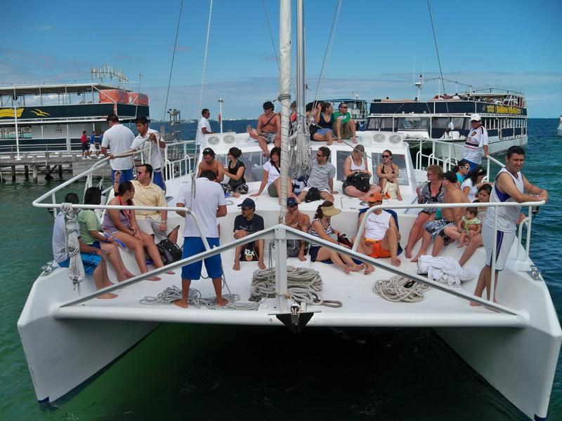Catamaran Samba 2