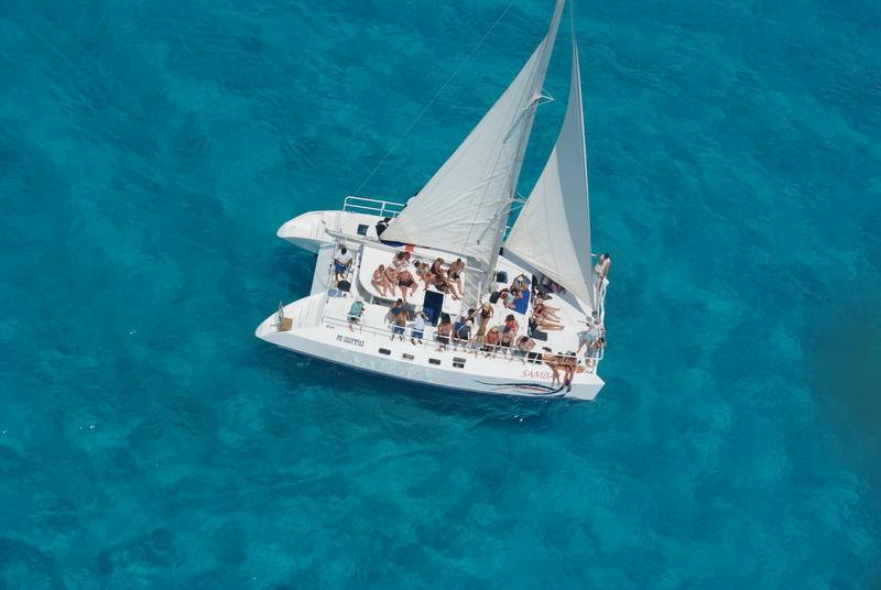 Catamaran Samba 1